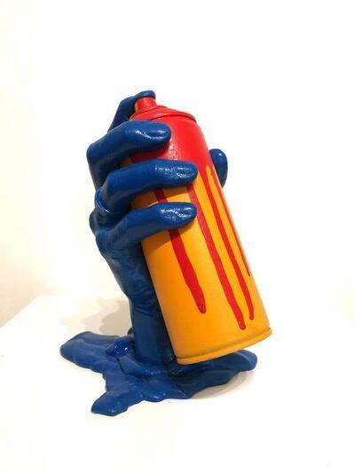 Pimax, 'Blue Hand Spraycan'