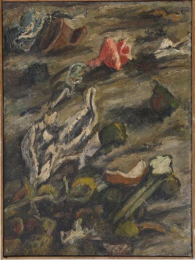 Jürg Kreienbühl, 'Déchêts 3', 1952