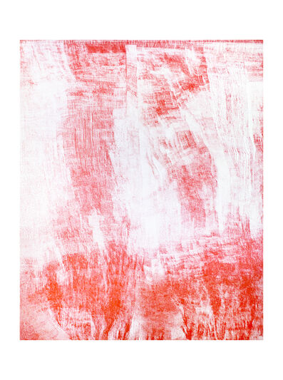 Mio Yamato, 'Repetition Red (dot) 45', 2017