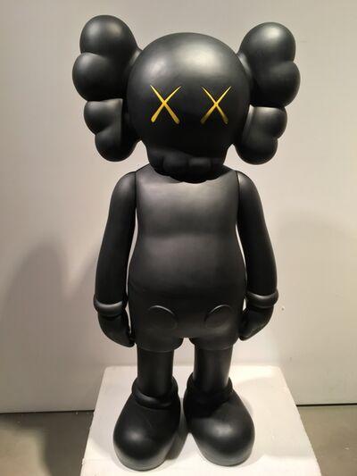 KAWS, 'Solid Black Companion', 2007