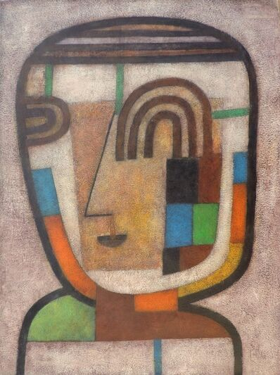 Orlando Boffill, 'Retrato de Orlandito', 2018