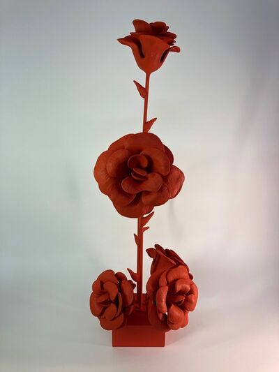 Will Ryman, 'Rose Maquette', 2012