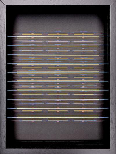 Paolo Cavinato, 'Iridescence #14 (blanket)', 2019