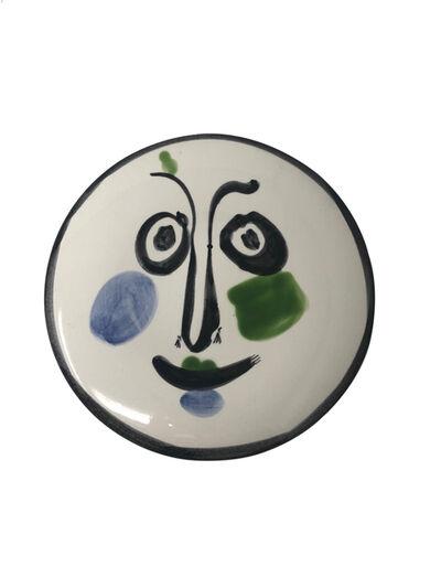 Pablo Picasso, 'Visage no. 197 (A.R. 494)', 1963
