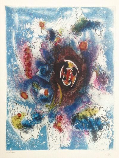 Roberto Matta, 'Le Conmer from: Hom'mere III - L'Ergonaute', 1977