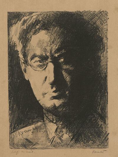 Jacob Kramer, 'Self-Portrait ', N.D.