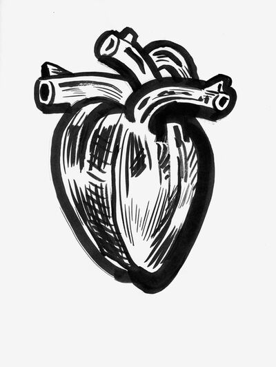 Christoph Niemann, 'Heart', 2004