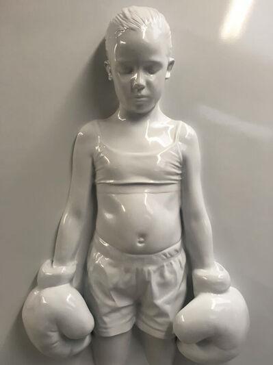 SCHOONY, 'Bruiser Panel White', 2017