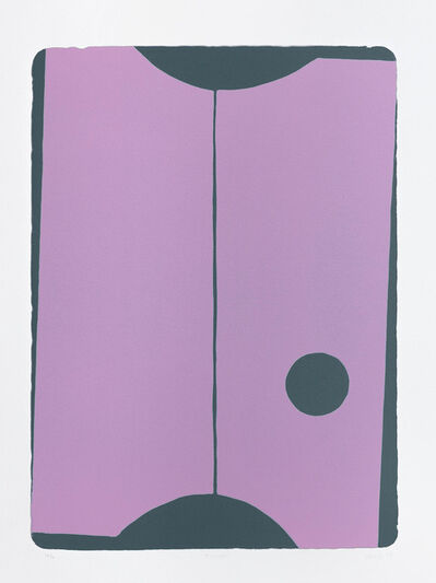 Gary Hume, 'Ticket (Pink)', 2018