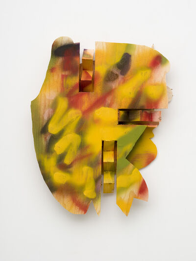Richard Tuttle, 'Anecdotal Head', 2020