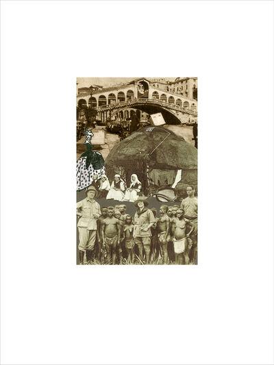 Peter Blake, 'Venice - 'Camping 1'', 2009