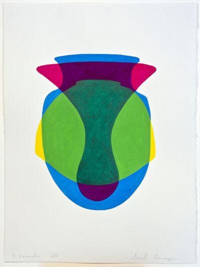 Sarah Iremonger, '3 Vessels', 2020