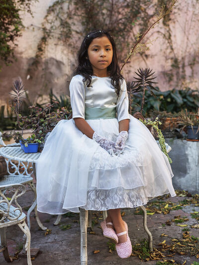 Pieter Hugo, 'First Communion, Mexico City', 2019