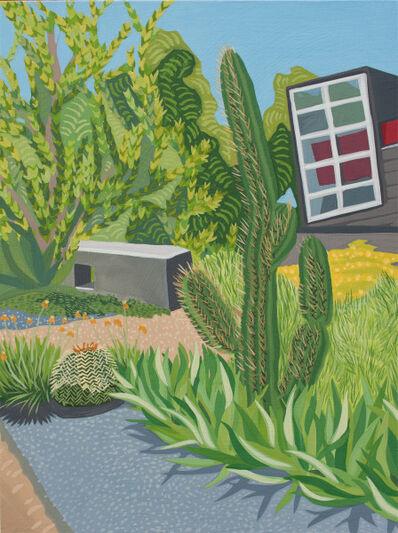 Nola Parker, 'Cactus Club ', 2016
