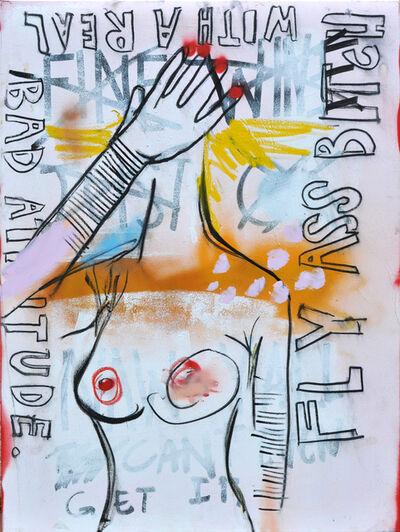 Frances Berry, 'Bad Attitude ', 2019