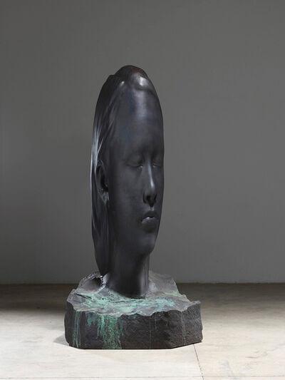 Jaume Plensa, 'Lara in Green', 2019