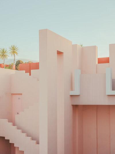 Ludwig Favre, 'Pink Wall', 2019