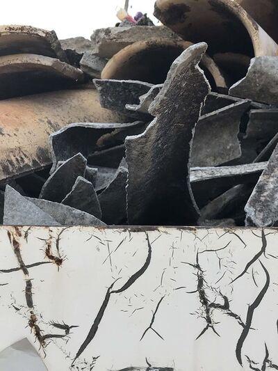 Olivia Niemeyer, 'Cities in progress 11', 2019