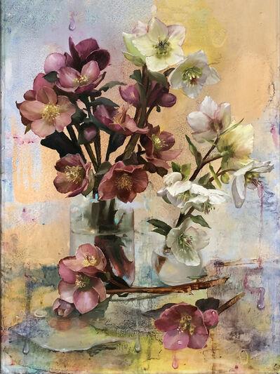 Marjorie VandeStouwe, 'Lenten Roses', 2021