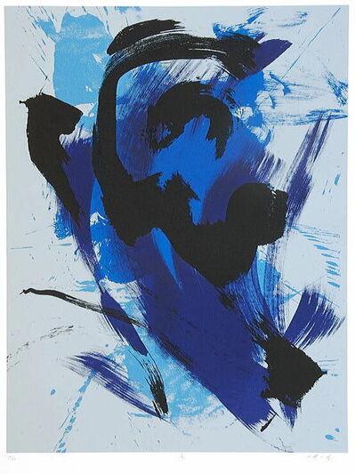 Kazuo Shiraga, 'KEI', 1990