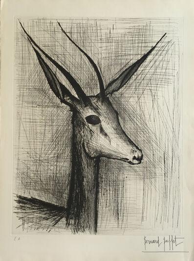 Bernard Buffet, 'Gazelle', 1962