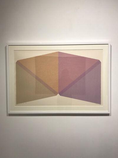 Jean-Marie Haessle, 'Ruling Pen Series', 1980