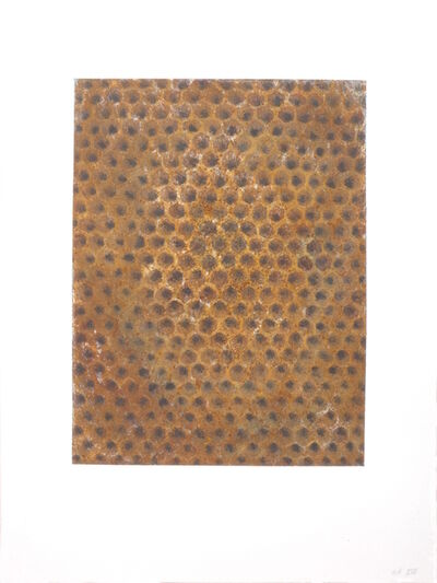 Mielle Harvey, 'Graphite Hive VIII'