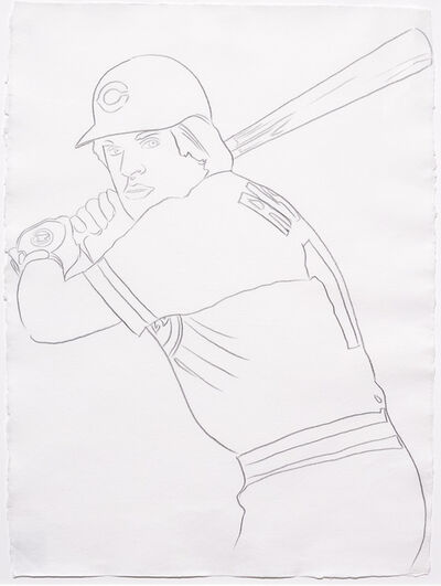 Andy Warhol, 'Reds - Pete Rose 1', 1985