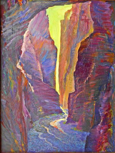 Thelma Appel, 'Megiddo Mountain Tunnel', 2014