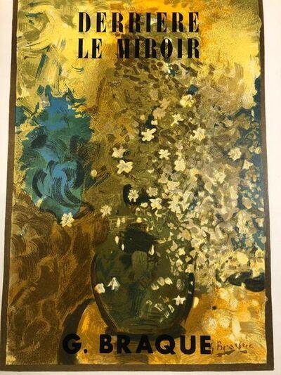 Georges Braque, 'Bouquet jaune', 1952