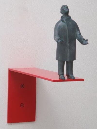 Reinhard Skoracki, 'Before the Leap'