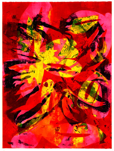 Marylyn Dintenfass, 'Craving: Morganite', 2014