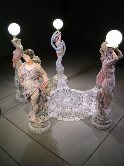 Joana Vasconcelos, 'A ilha dos amores', 2006