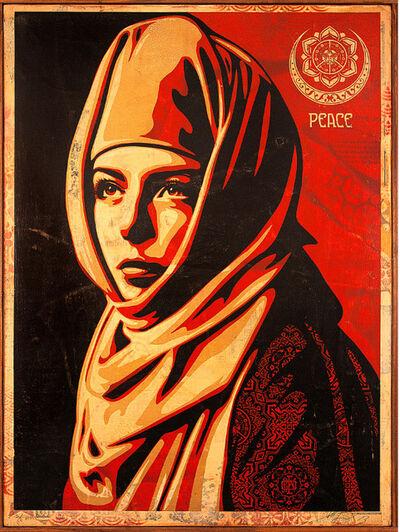 Shepard Fairey (OBEY), 'Universal Personhood', 2012