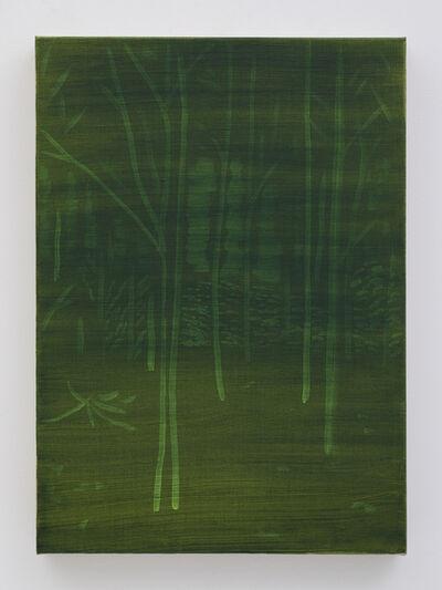 Benjamin Butler, 'Green (Forest) ', 2018