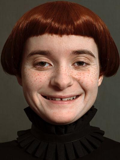 Romina Ressia, 'Ginger Smile', 2019