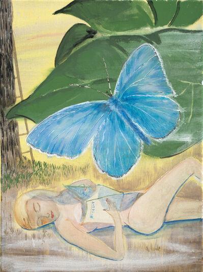 Rosa Loy, 'Sommervogel', 2016