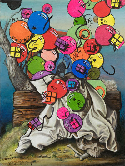 Steve Viezens, 'untitled (balloons), 2018', 2018