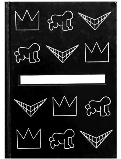Keith Haring, 'Basquiat Keith Haring Kenny Scharf Catalogue', 1998