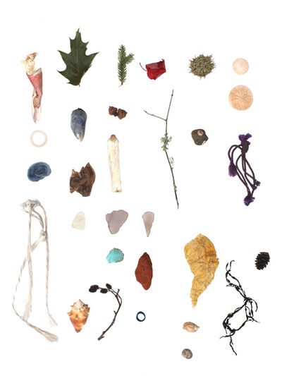 Richelle Gribble, 'Objects of Land and Sea I', 2016