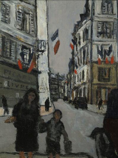 Bernard Lamotte, 'Paris, November 11', 20th Century
