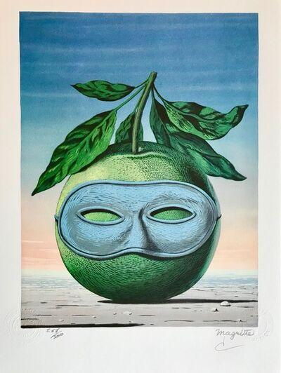 René Magritte, 'Souvenir de Voyage', 2010