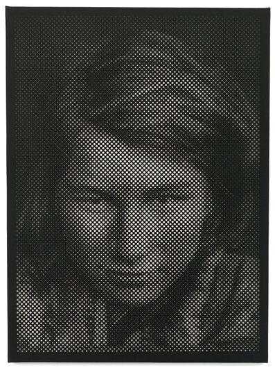 Anne-Karin Furunes, 'Portrait of Johannes Johannessen Hætta (1882/83)', 2019