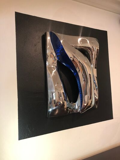 Santiago Medina, 'Blue Illusion', 2018