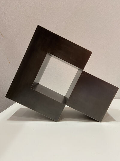 Stephan Siebers, 'ISOLATED CUBE', 2020