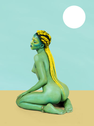Juliana Huxtable, 'Untitled in the Rage (Nibiru Cataclysm)', 2015