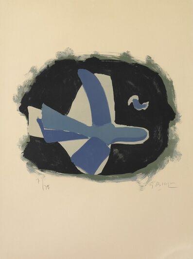 Georges Braque, 'Oiseau des forêts (Oiseau XVII)', 1958