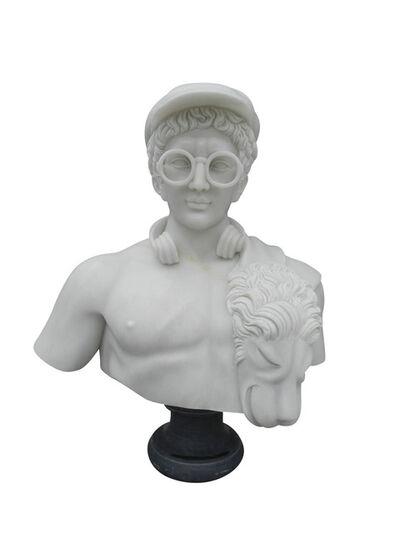 Léo Caillard, 'Hipster in Stone (Hercules)', 2019