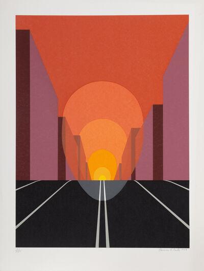 Clarence Holbrook Carter, 'Highway', 1979