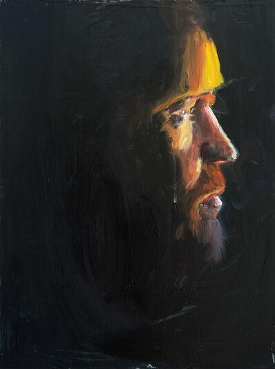 Anna Bjerger, 'Gryning', 2015